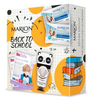 Marion Zestaw szkolny Back To School dwukolorowy