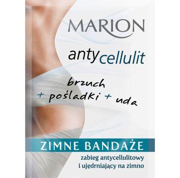 Marion – zimne bandaże na ciało antycellulitowe (50 ml)