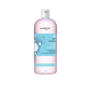 Marion Płyn miceralny 3w1 do każdego rodzaju cery (400 ml)