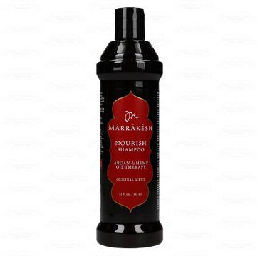 Marrakesh Nourish Shampoo nawilżający szampon do włosów (355 ml)