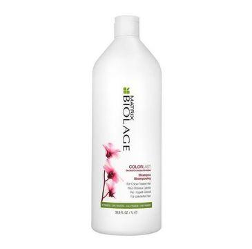 Matrix Biolage Colorlast Shampoo szampon do włosów farbowanych 1000ml