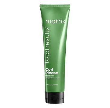 Matrix Total Results Curl Please Contouring Lotion krem do włosów kręconych (150 ml)