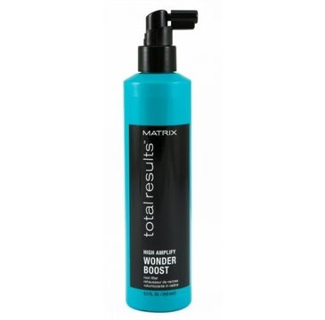 Matrix Total Results High Amplify Wonder Boost Root Lifter spray unoszący włosy u nasady 250ml