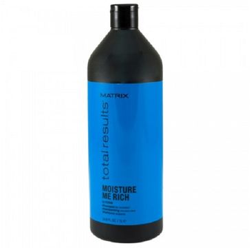 Matrix Total Results Moisture Me Rich Shampoo szampon nawilżający 1000ml
