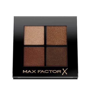 Max Factor Colour Expert Mini Palette paleta cieni do powiek 004 Veiled Bronze (7 g)