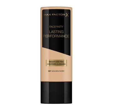 Max Factor Facefinity Lasting Performance trwały podkład kryjący 097 Golden Ivory (35 ml)