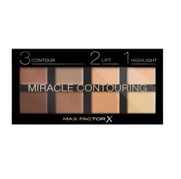 Max Factor Miracle Contouring Palette - paletka do konturowania twarzy 30 g