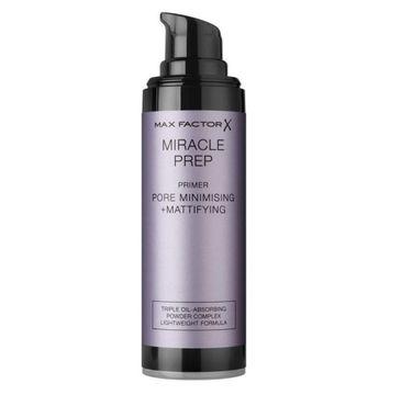 Max Factor Miracle Prep matująca baza pod makijaż 30ml