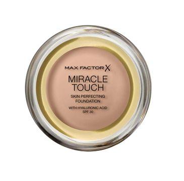 Max Factor Miracle Touch Skin Perfecting Foundation 045 Warm Almond  kremowy podkład do twarzy (11.5g)