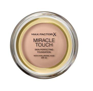 Max Factor Miracle Touch Skin Perfecting Foundation 55 Blushing Beige kremowy podkład do twarzy (11.5g)
