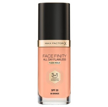Max Factor podkład Facefinity 3w1 nr 80 Bronze 30 ml