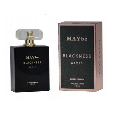 MAYbe – Blackness for Women Woda perfumowana (100 ml)