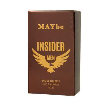 MAYbe Insider for Men woda toaletowa męska 100 ml