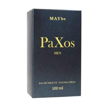 MAYbe PaXos Men woda toaletowa 100 ml