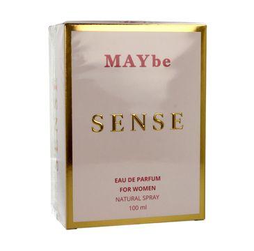 MAYbe Sense for Women woda perfumowana damska 100 ml