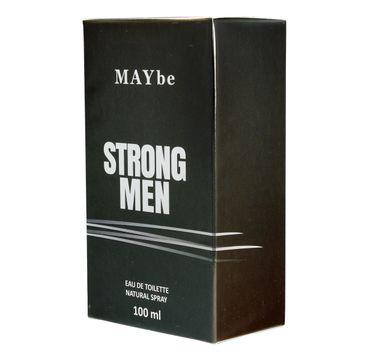 MAYbe Strong Men for men woda toaletowa 100 ml