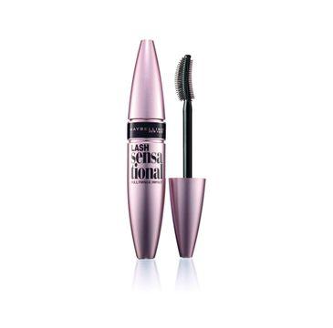 Maybelline Mascara do rzęs Lash Sensational Very Black zwiększająca objętość 9.5 ml