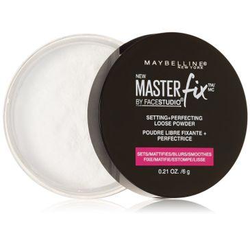 Maybelline Master Fix puder sypki transparentny 6 g