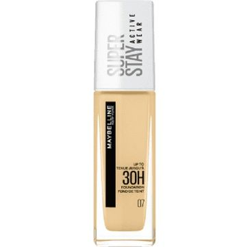 Maybelline – Podkład Super Stay Active Wear 30h 07 Classic (30 ml)