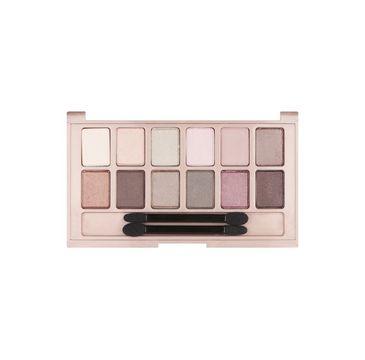 Maybelline The Blushed Nudes Palette paleta cieni do powiek 9,6g