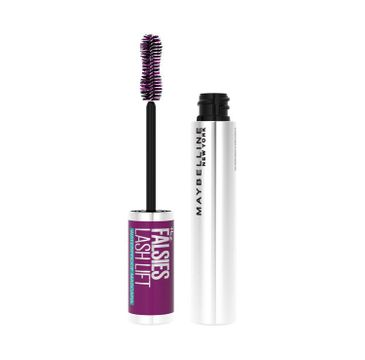 Maybelline – The Falsies Lash Lift Mascara Waterproof wodoodporny tusz do rzęs 01 Black (8.6 ml)