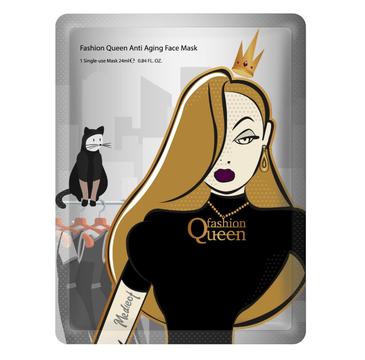 Mediect – Fashion Queen Mask przeciwstarzeniowa maska na twarz (24 ml)