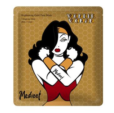 Mediect – Wonder Woman Mask rozświetlająca maska na twarz (28 ml)