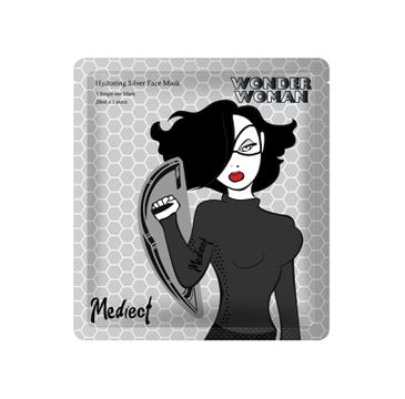 Mediect – Mask Wonder Woman Hydrating Silver Face  (28 ml)