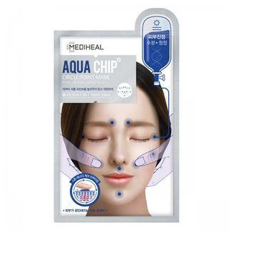 Mediheal Aqua Chip Circle Point Mask maska kojąca do twarzy 25ml