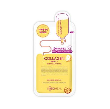Mediheal Collagen Impact Essential Mask EX kolagenowa maska do twarzy 24ml