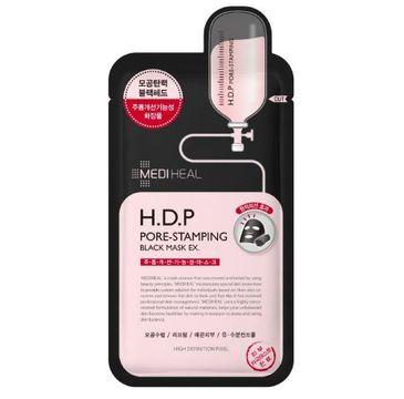 Mediheal H.D.P Pore-Stamping Black Mask (EX czarna maska 25 ml)