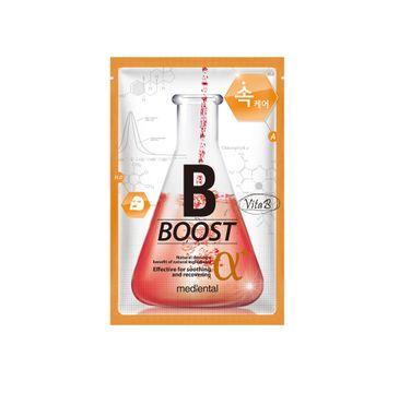 Mediheal Mediental Alpha Boost (maska w płachcie z witaminą B5 23 ml)