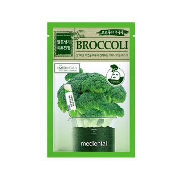Mediheal Mediental Botanic Garden Broccoli (maska w płachcie 23 ml)