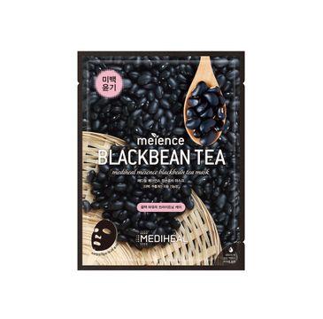 Mediheal Meience Blackbean Tea Mask (maska w płachcie 25 ml)
