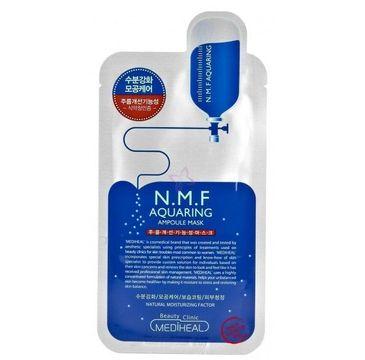 Mediheal N.M.F (Aquaring Ampoule Mask EX maska-ampułka do twarzy 27 ml)