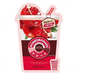 Mediheal Pomegranate Vita Mask (maska z granatem 20 ml)