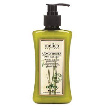 Melica Organic Conditioner Anti-Hair Loss odżywka przeciw wypadaniu włosów z masłem shea i ekstraktem z tataraku (300 ml)