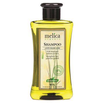 Melica Organic Shampoo Anti-Hair Loss szampon przeciw wypadaniu włosów z ekstraktem z chleba i tataraku (300 ml)