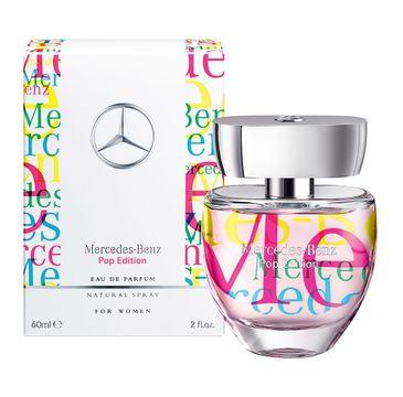 Mercedes-Benz For Women Pop Edition woda perfumowana spray (60 ml)