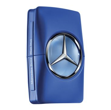 Mercedes-Benz Man Blue woda toaletowa spray 100ml