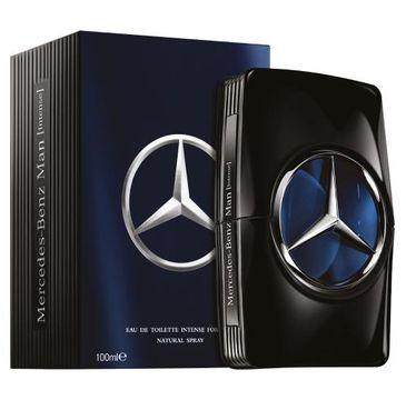 Mercedes-Benz Man Intense woda toaletowa spray (100 ml)