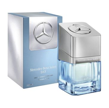 Mercedes-Benz Select Day For Men woda toaletowa spray (50 ml)