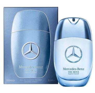 Mercedes-Benz The Move Express Yourself woda toaletowa spray (100 ml)