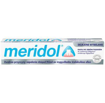 Meridol pasta delikatnie wybielająca do zębów (75 ml)