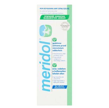 Meridol – Pewność Oddechu Płyn do płukania ust  (400 ml)