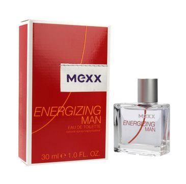 Mexx Energizing Man woda toaletowa męska 30 ml