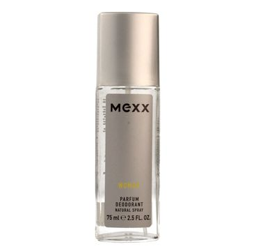 Mexx Energizing Woman dezodorant spray dla kobiet 75 ml