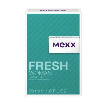 Mexx Fresch Women woda toaletowa dla kobiet 30 ml