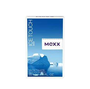 Mexx Ice Touch Man woda toaletowa dla mężczyzn 50 ml