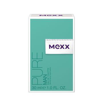 Mexx Pure Man woda toaletowa dla mężczyzn 30 ml